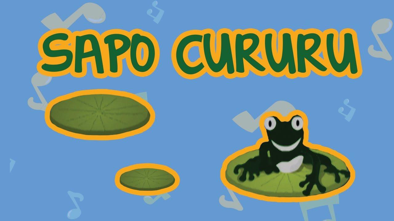 SAPO CURURU | BEBÊ MAIS BICHOS