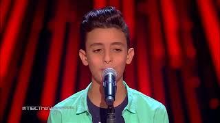 تحميل اغاني محمد الخشاب - خفيف الروح ل سيد درويش - مرحلة الصوت وبس - Mbc the voice kids HD 720p MP3