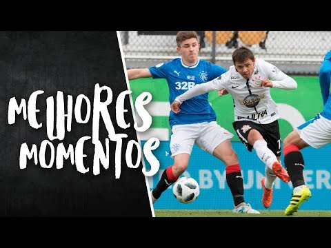 Melhores Momentos - Corinthians 2x4 Rangers - Florida Cup