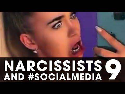Narcisové na sociálních sítích 9