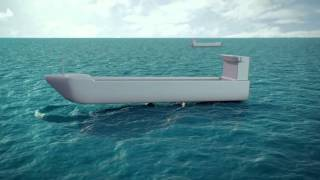 MONALISA - Řízení mořského provozu
