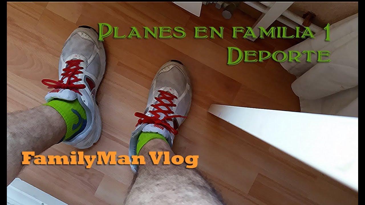 Planes en Familia 1 - Deporte en Familia - Cross Tajamar