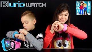 KURIO WATCH - Wir testen KINDERUHREN für Jungen und Mädchen - Angies und Levis Kinderkanal