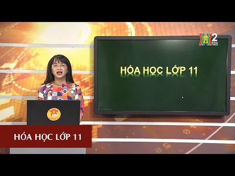 MÔN HÓA HỌC - LỚP 11 | LUYỆN TẬP VỀ HIDROCACBON (TIẾT 1) | 16H30 NGÀY 21.04.2020 | HANOITV