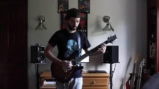 311 - Jackolantern's Weather (guitar cover)