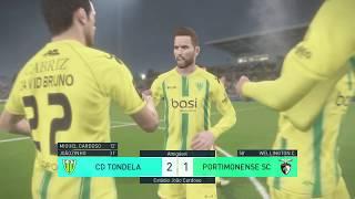 Dia AURIVERDE 2018 #13: CD TONDELA X Portimonense SC