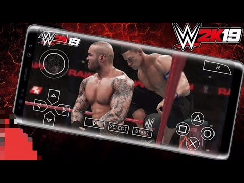 [OFFLINE] REAL WWE 2K19 PPSSPP ANDROID DOWNLOAD NOW | WWE 2K19 DOWNLOAD ANDROID