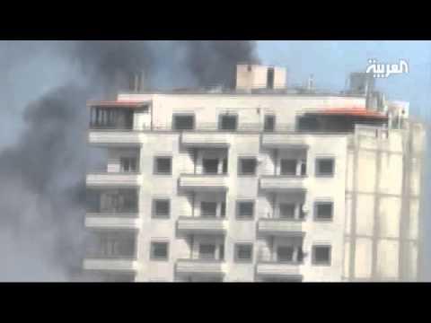 الجيش السوري يواصل قصفه لأحياء حمص