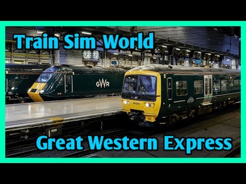 train sim world great western express free download