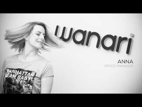 Wanari - Product video