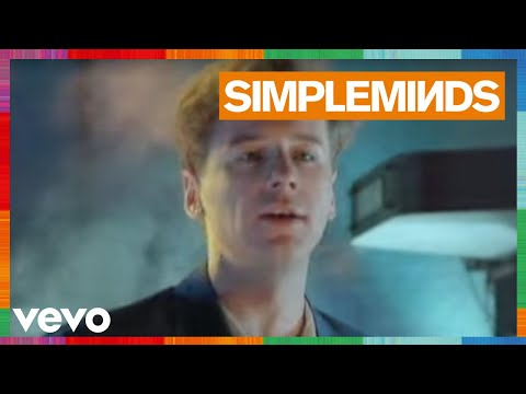 Simple Minds - Waterfront (1983)