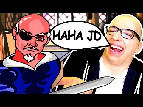 GIMPER UCZY I BAWI | SWORDS AND SANDALS 2 #2