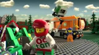 Lego City 4 x 4 Off Roader 60115 en Eurekakids