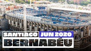 ?️ Real Madrid | New Santiago Bernabéu stadium renovation works!
