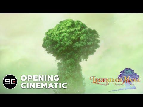 Legend of Mana : Opening Movie
