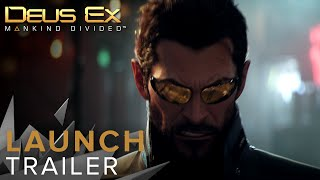 Купить Deus Ex: Mankind Divided - Day One Edition для STEAM