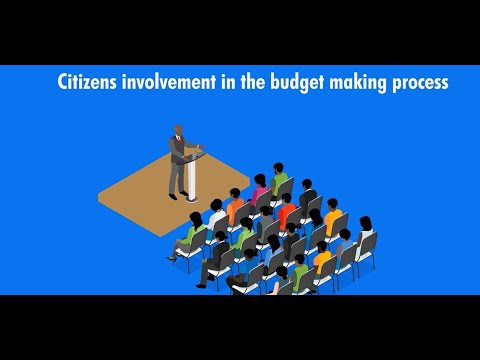 Budget Making Process at the County Level in Kenya