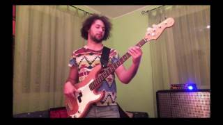 Tom Petty - Feel a Whole Lot Better /Bass Cover Video/