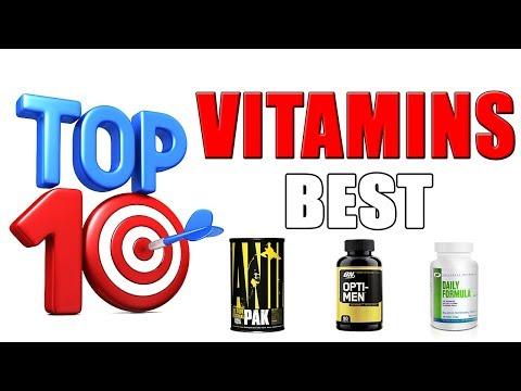 Топ Лучших Витаминных Комплексов