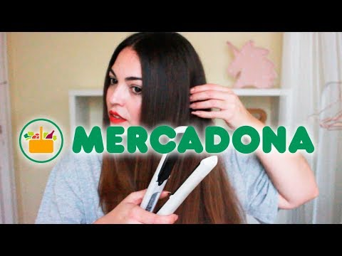 Mi ALISADO MERCADONA Cabello liso que dura | Pretty and Olé