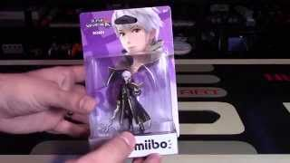 Robin Amiibo Unboxing + Review | Nintendo Collecting