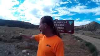 Free Camping in Moab