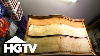 What To Do With An Old Wood Dresser - HGTV