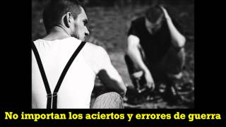The 4 Skins - Remembrance Day (Subtítulos Español)