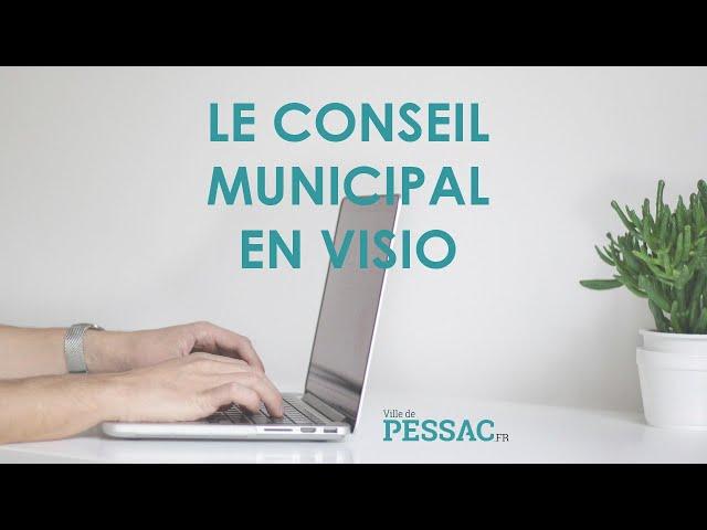 Conseil municipal du 25 mai 2020