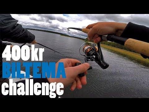 Biltema challenge - for 400 kr. grej