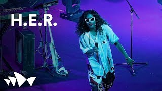 "H.E.R. - ""Lights On"" (Live at Sydney Opera House)"