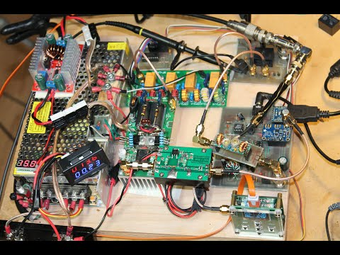 N2ADR Quisk SDR Transceiver Project - игровое видео смотреть онлайн
