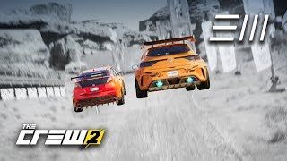 The Crew 2 - Honda vs Renault | Hot Hatch Mini-Games Challenge!