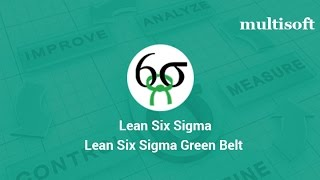 Lean Six Sigma Green Belt Online Training & Certification