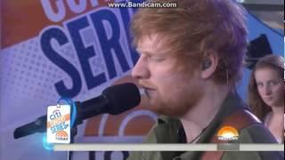 Ed Sheeran - Supermarket Flowers (Live)