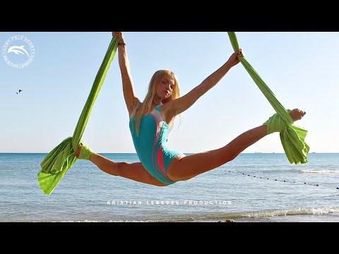 CAMP POLE SPORT 2020 KRISTIAN LEBEDEV   Летний спортивный лагерь мечты Воздушная гимнастика