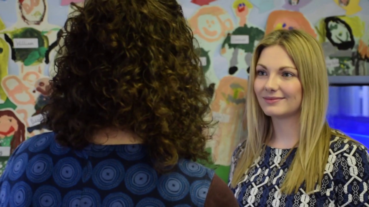 BA (Hons) Early Childhood Studies lecturers, students and graduates talk about the course and how it can benefit a career working with young children