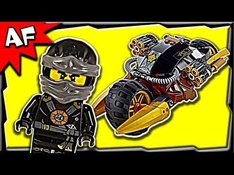 Vidéo LEGO Ninjago 70733 : La moto multi-missiles
