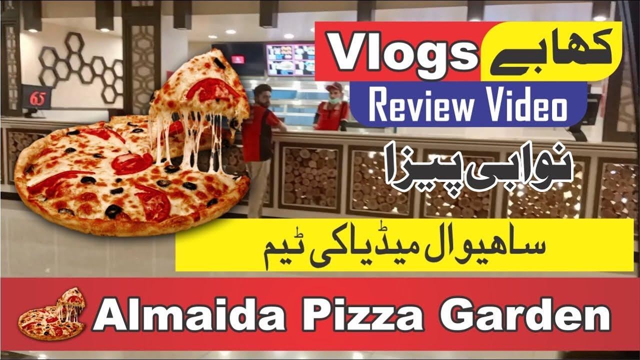 Almaida Pizza Shop Khabay VLogs