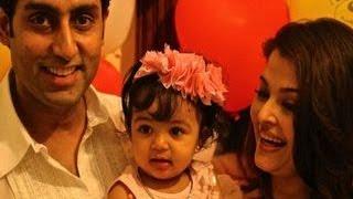 Aaradhya Bachchans 1st BIRTHDAY BASH PHOTOS