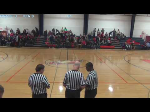 2017 ICC TOURN - VARSITY GIRLS CHAMPIONSHIP - KTA VS GRACE | MTW