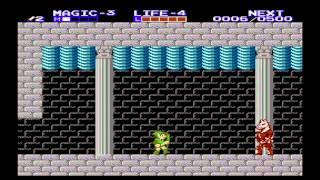 Zelda II The Adventure of Link (NES) 100% Walkthrough - Part 1