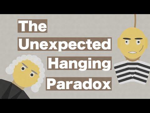 Paradox nečekaného oběšení