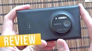 Nokia Lumia 1020 - Review - HD