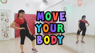 Move your body | Johnny Gaddaar | Dance Cover - YouTube