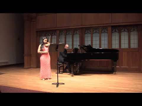 Brahms Scherzo Florida State University 2019