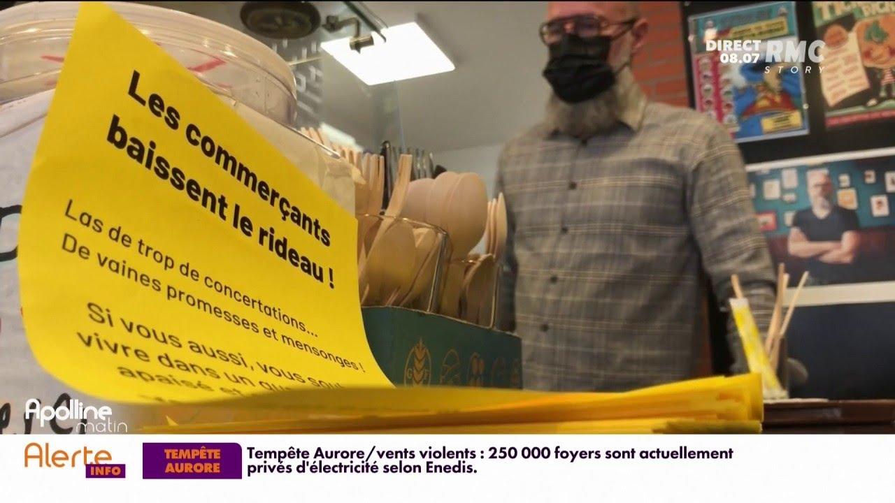 Insécurité: à Lyon, les commerçants du quartier de la Guillotière n'en peuvent plus