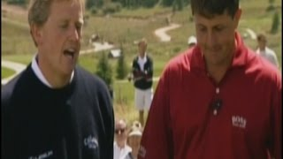 Mickelson vs Montgomerie (Shell's Wonderful World of Golf)
