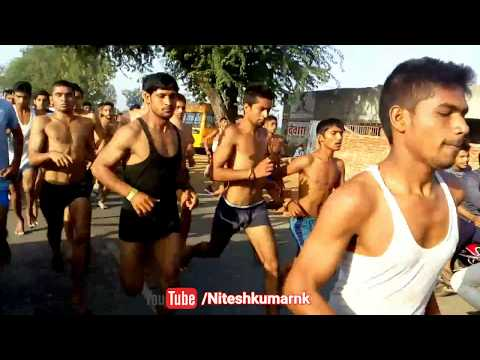 Indian Army Race final best timing Part. 3