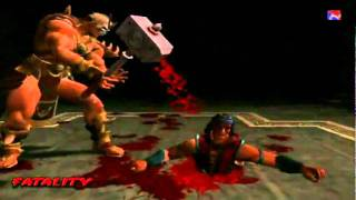 Mortal Kombat 6 Fatality (Part 2)